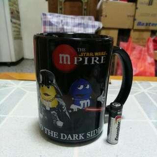 M & M'S 星球大戰 Star War 水杯一隻