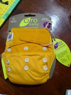 Cloth Diaper grobaby