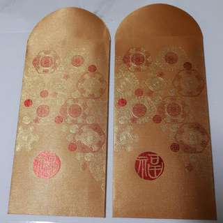 Angpow Golden Packet CNY Affin Hwang Capital