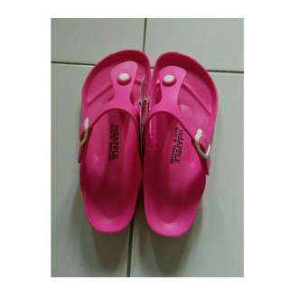 Sandal Red Apple