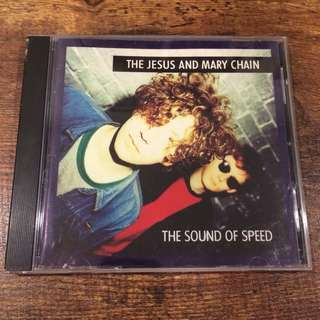 Jesus and the mary chain - the sound of speed cd