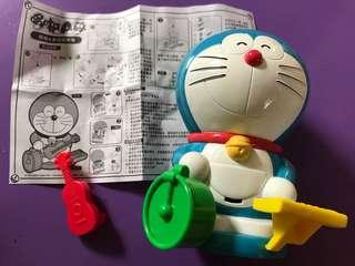 🚚 哆啦A夢玩具/收音機