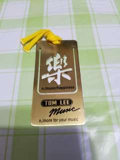 Tom Lee 書簽