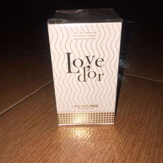 Authentic ALVARO NAVARRO Love d'Or