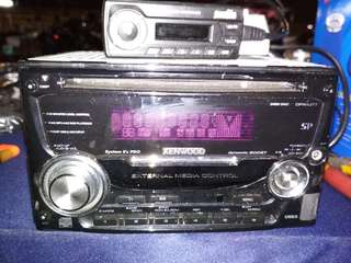 RADIO KERETA KENWOOD