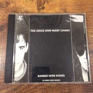 Jesus and the mary chain - barbed wire kisses cd