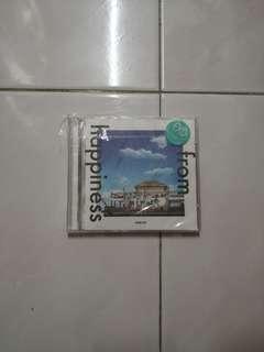 EXO FIJI DVD