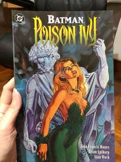 Batman poison Ivy may 1997