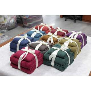 Paket Handuk Towel One isi 3pcs