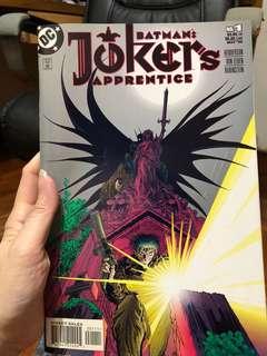 Batman joker's apprentice # May 1999