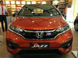 ALL NEW JAZZ RS CVT TWOTONE