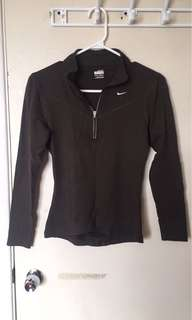Nike Quarter Zip Sweater
