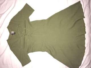 dress green H&M