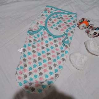 Swaddle infant wrap
