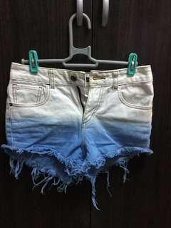 Vbc ombre shorts