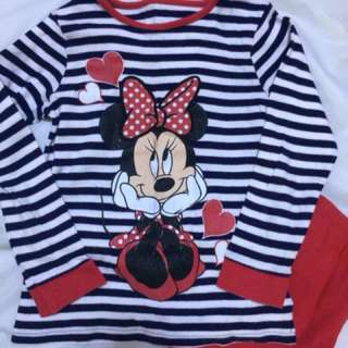 Mothercare Disney Minnie Mouse Pyjamas