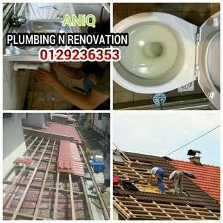 Renovation n plumber