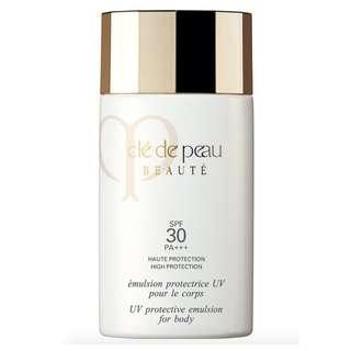 cle de peau beaute UV Protective Emulsion for Body SPF30+ PA+++