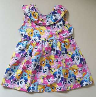 🌈🦄 my little pony character dress