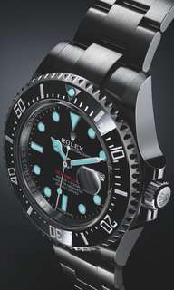 Rolex Sea-dweller Red 50th anniversary 126600