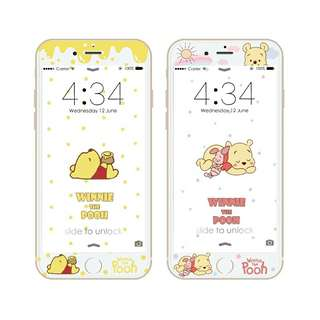 Winnie the Pooh screen protector(mon貼)