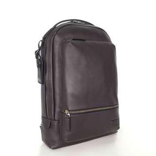 Tumi Harrison Bates Leather Backpack