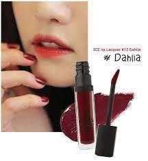 3CE Daliah lip lacquer