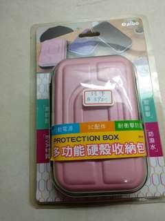 🚚 粉色全新多功能收納包 ( 含郵 )
