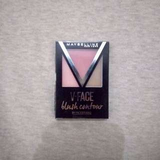 Makeup Bundle - Maybelline Blush Contour & L'Oreal Eyeshadow Palette