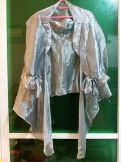 日本購真絲外衣/Japanese Silk Coat