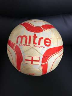 Mitre Soccer Ball (w/ Phil Younghusband autograph)