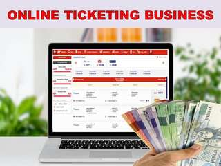 Airline ticketing business