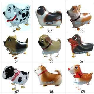 動物氣球, $8一個, 不連泵氣, 每個動物氣球會送繩一條