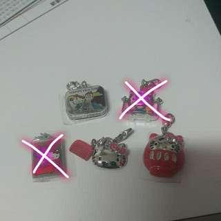 Hello Kitty 711經典 Charm