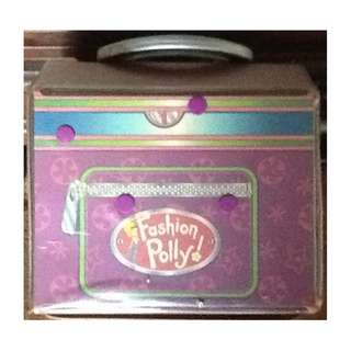 FASHION POLLY PLAYSET W/ CARRIER