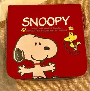 Snoopy wallet brand new unused