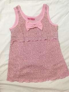 Pink Leopard Sando