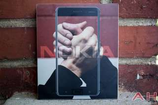 Nokia 6 Pure Android