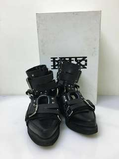 🚚 KTZ牛皮龐克鞋(英國品牌)
