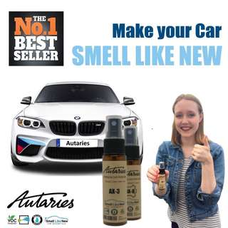 Make your Car Smell like New * Car Scent * Car Perfume * Removes Odor