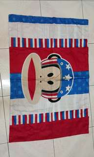 (New and Unused) Paul Frank Monkey Pillow Case x 1