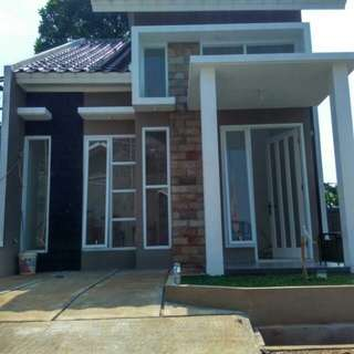 Yuk disurvey harga PROMO rumah minimalis legalitas jelas design mewah