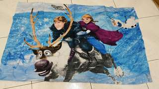 (New and Unused) Frozen Pillow Case x 1