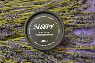 *BRAND NEW* LUSH SLEEPY BODY LOTION