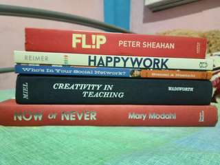 Self-Help/ Business Books