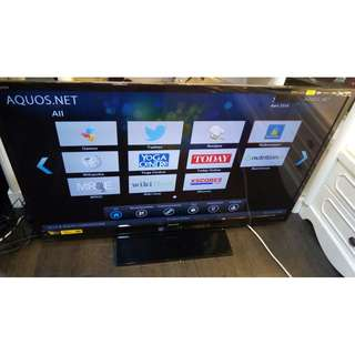 52 inches sharp Television