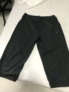 Nike track shorts authentic