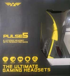 Pulse5 Gaming Headsets
