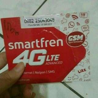 Kartu Kuota Smartfren 13 GB Murah