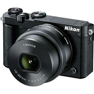 Anda bisa Cicil Nikon J5 Kit 10-30mm Dp Ringan Proses 3 menitan